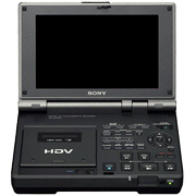 Sony Clamshell HD