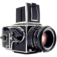 HASSELBLAD CW 503 CW Medium Format SLR
