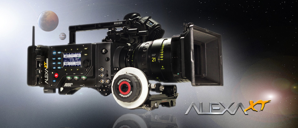 Arri Alexa XT Camera Rental from Old School Cameras