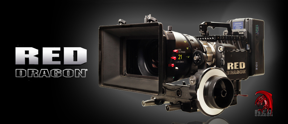 Epic Red Dragon Camera Rental from Old School Cameras